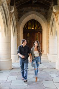 Berry College Engagement