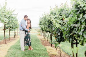 North Georgia Winery Engagement