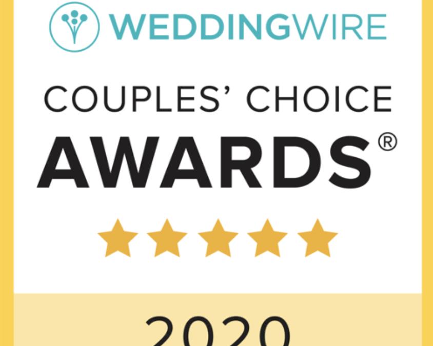 Couple's Choice Award 2020