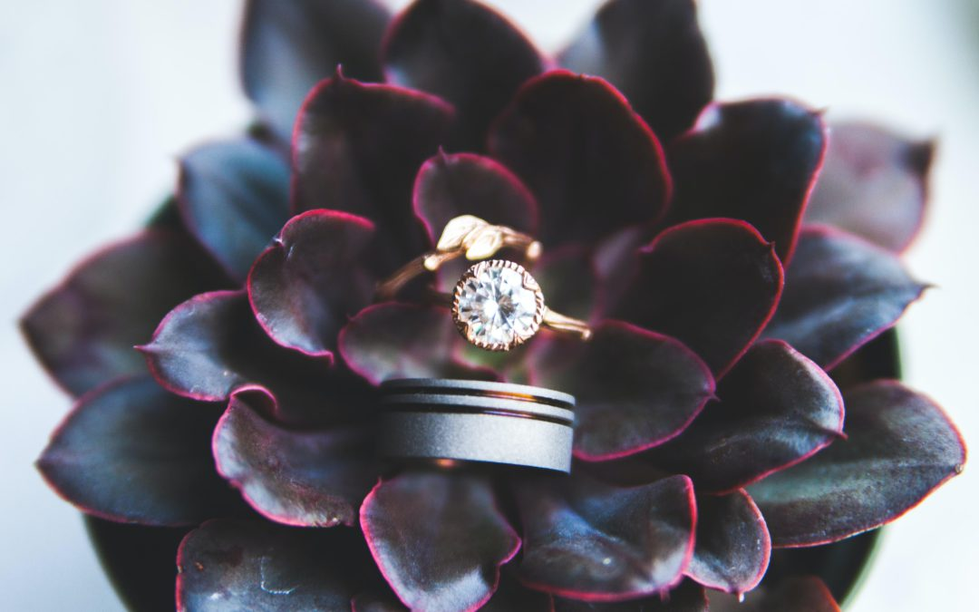 Learn about the Various Ways to Wear Your Wedding Band and Engagement ring