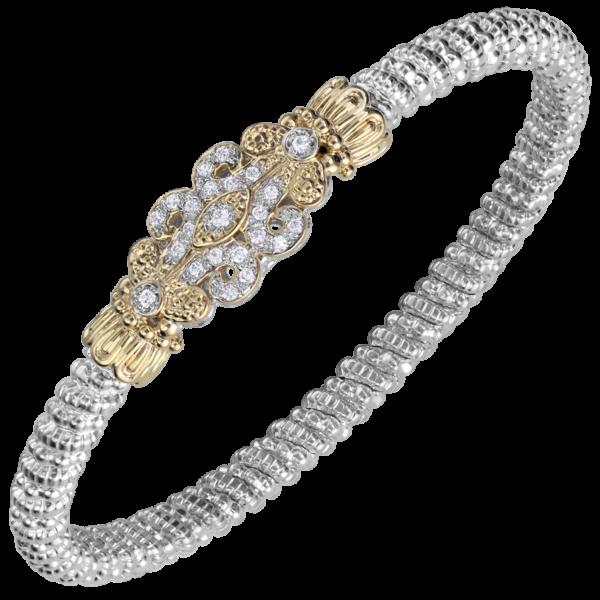 Vahan Fleur De Lis Bracelet